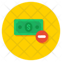 Outcome Currency Outcome Cash Withdrawal Icon
