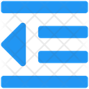Outdent Grid Ui Icon