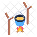 Outdoor Cooking Icon