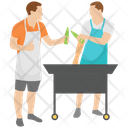 Outdoor Cooking Outdoor Picnic Picnic Food Icon