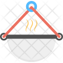 Culinary Outdoor Camping Icon