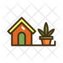 Outdoor Plant Icon