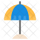 Outdoor Umbrella Icon