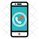 Call Calling Mobile Icon