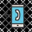 Outgoing Connection Call Icon