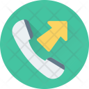 Outgoing Call Dialing Icon