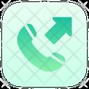Outgoing Call Outgoing Call Icon