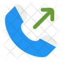 Outgoing Call Dialing Calling Icon