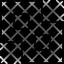Outline Illustrator Design Icon