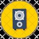 Output Device Di Speaker Audio Equipment Icon