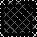 Outside Arrow Icon