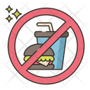 Outside Drinks Not Allowed Drink Not Allowed Allowed Icon