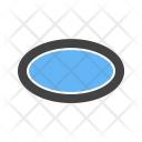 Oval Icon