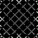 Shape Angle Geometry Icon