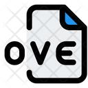 Ove File Audio File Audio Format Icon