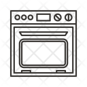 Oven Kitchen Cooking Icon