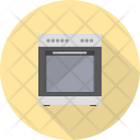 Oven Electronic Technology Icon