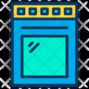 Microwave Kitchenware Kitchen Icon