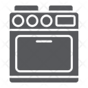Oven Appliance Cooking Icon
