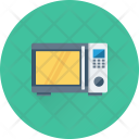 Oven Microwave Appliance Icon