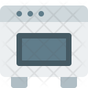 Oven Food Microwave Icon