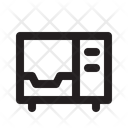 Oven Kitchen Microwave Icon