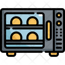 Oven Microwave Cafe Icon