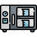 Oven Beaker Scientific Icon