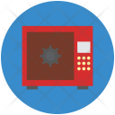 Oven Microwave Baking Icon