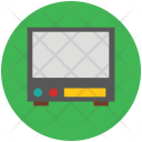 Oven Microwave Home Icon
