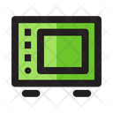 Oven Cooking Set Icon