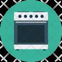 Oven Electronics Kitchen Icon