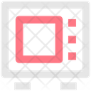 Oven Microwave Kitchen Tool Icon