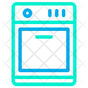 Microwave Cook Food Cooking Icon
