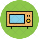 Oven Microwave Electric Icon