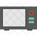 Oven Microwave Heat Icon
