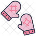 Oven Gloves Kitchen Glove Icon