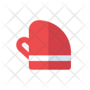 Oven Gloves Icon