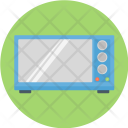 Oven Hot Cook Icon