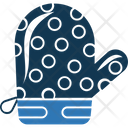 Oven Mitt Icon