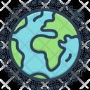 Overall Entire World Icon