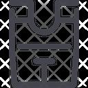 Overalls Man Coveralls Icon