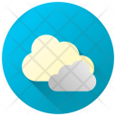 Overcast Cloudy Weather Icon