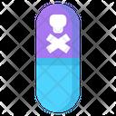 Overdose Overdose Medicine Drug Icon