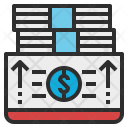 Overdraft Money Icon