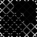 Overlap Mark Icon