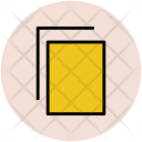 Overlapping Icon