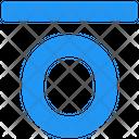 Overline Over Line Line Icon