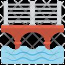 Oversea Bridge Icon