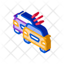 Overtaking Previous Car Icon